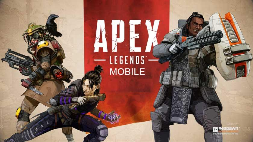 Apex Legends Mobil'e Geliyor