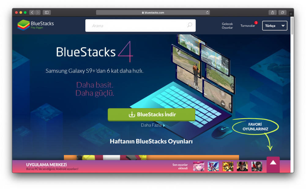 BlueStacks App Player Nedir